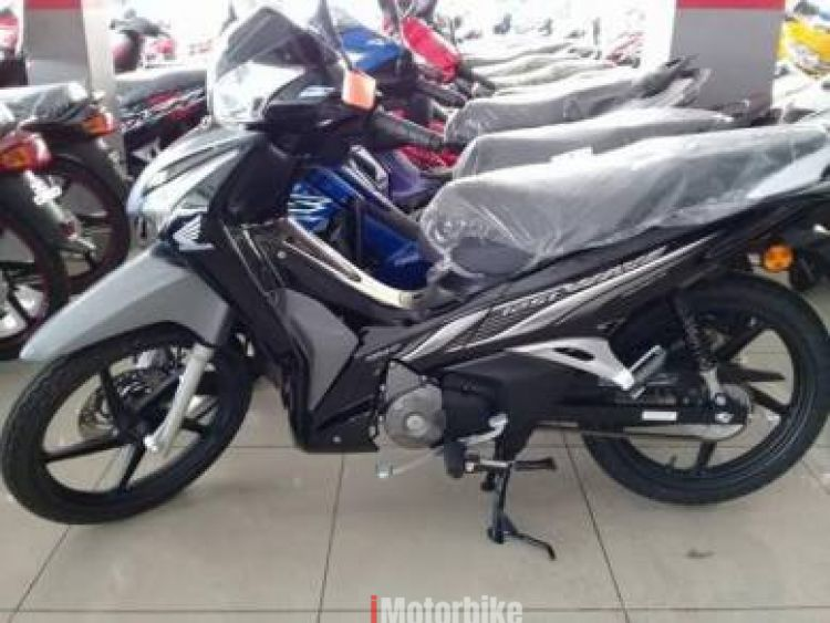 2018 2018 Honda Wave 125 Ic Apply Only New Motorcycles Imotorbike