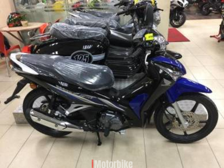 2018 Honda Wave 125i -Double Disc- Low Downpayment