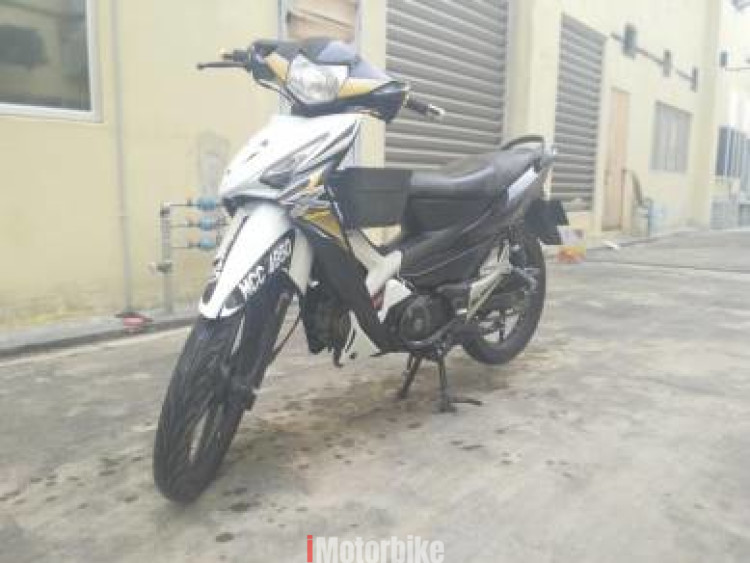 2011  honda wave ultimo 125x 2011