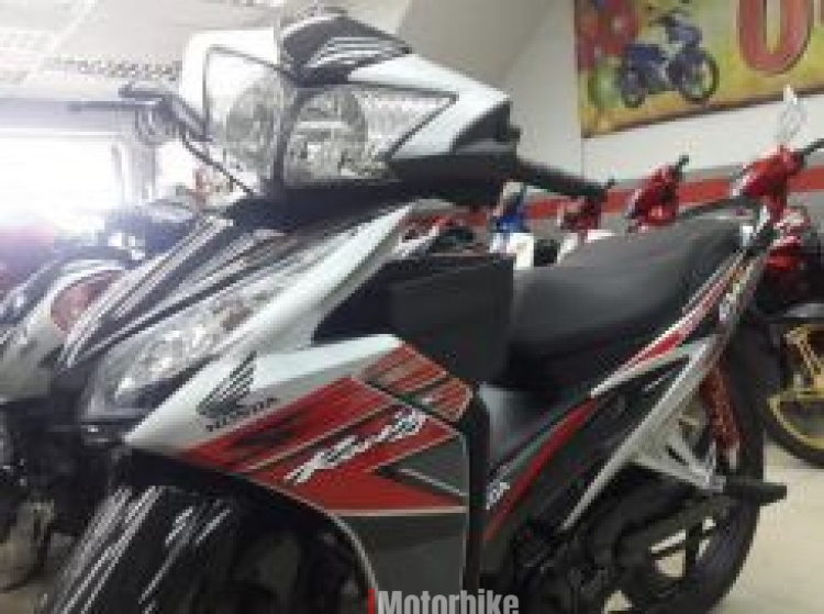 2013 Honda Dash R110 Full Spec