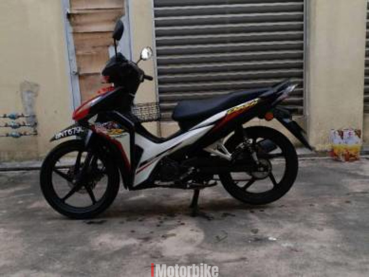 2016 Condition a - honda wave dash fi 2016