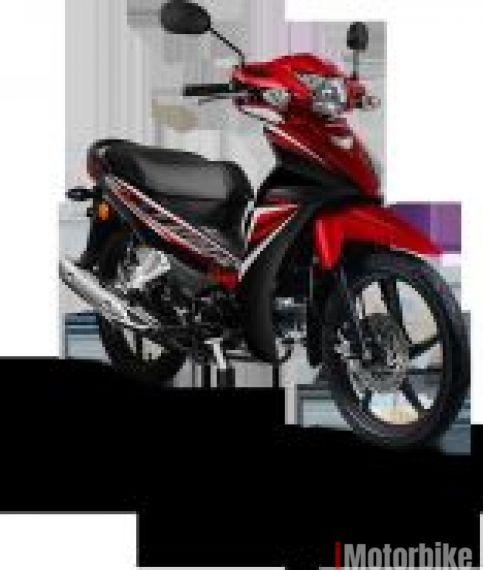 2017 New Honda Wave Alpha 110 Sport Rim