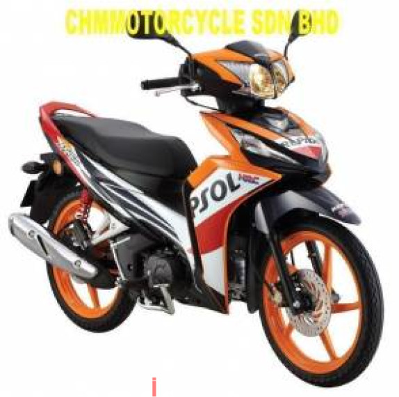 2017 Honda dash 110 repsol URGENT Click on the heart to add this to your Favourite list.
