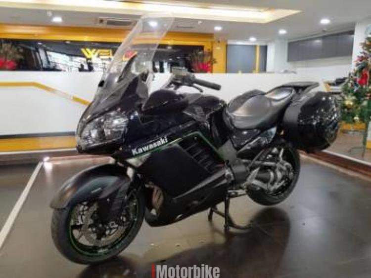 2009 Kawasaki 1400GTR ABS