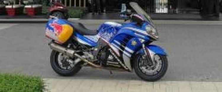 2010 Kawasaki Gtr 1400