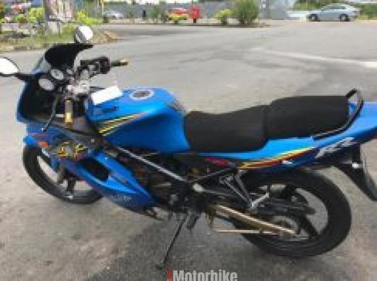 2013 Kawasaki Ninja 150 RR Kips Loan Kedai