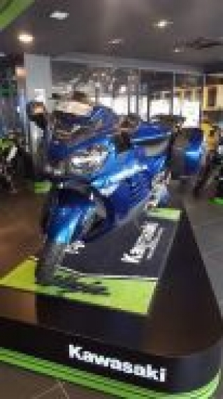 2017 Kawasaki gtr 1400 ABS