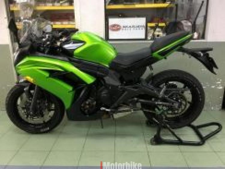 2012 Kawasaki ER6F 2ND HAND