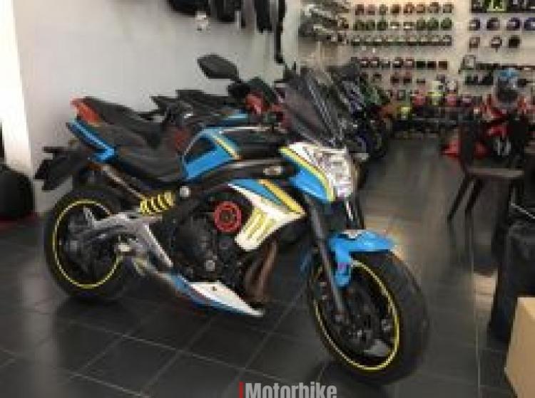 2012 2012 Kawasaki ER6N ER6 Z650 MT YearEndPromotion