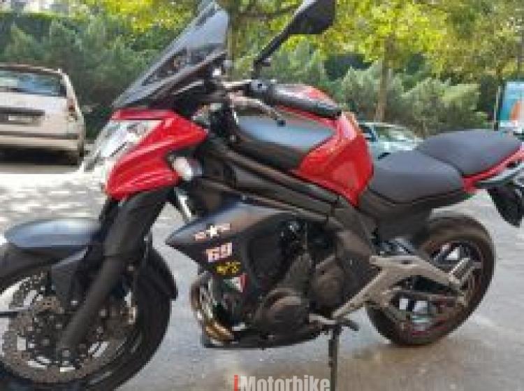 2013 Kawasaki er6n er6