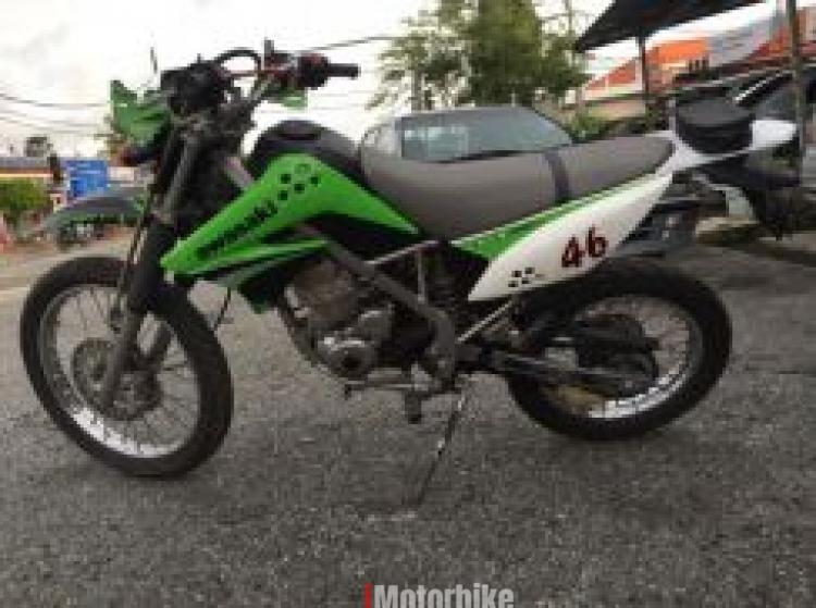 2010 Kawasaki klx150
