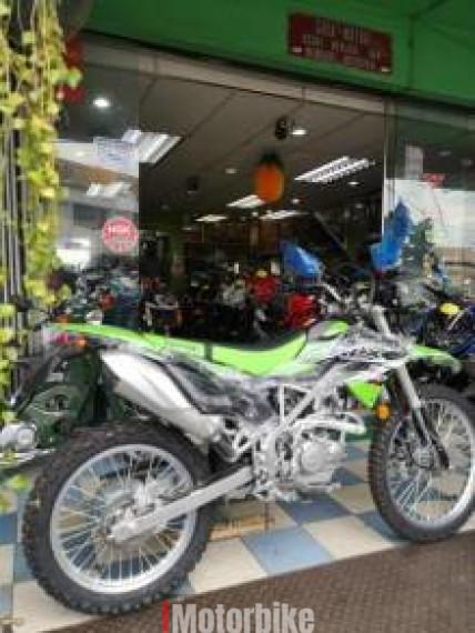 2018 Kawasaki klx 150bf ktm