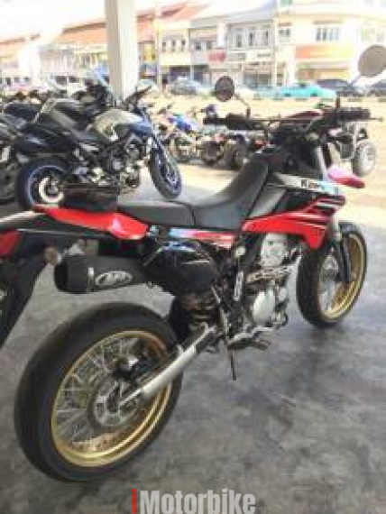 2011 Kawasaki KLX250 klx 250