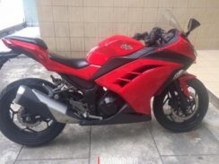 2013 Kawasaki Ninja 250 R - Motosing