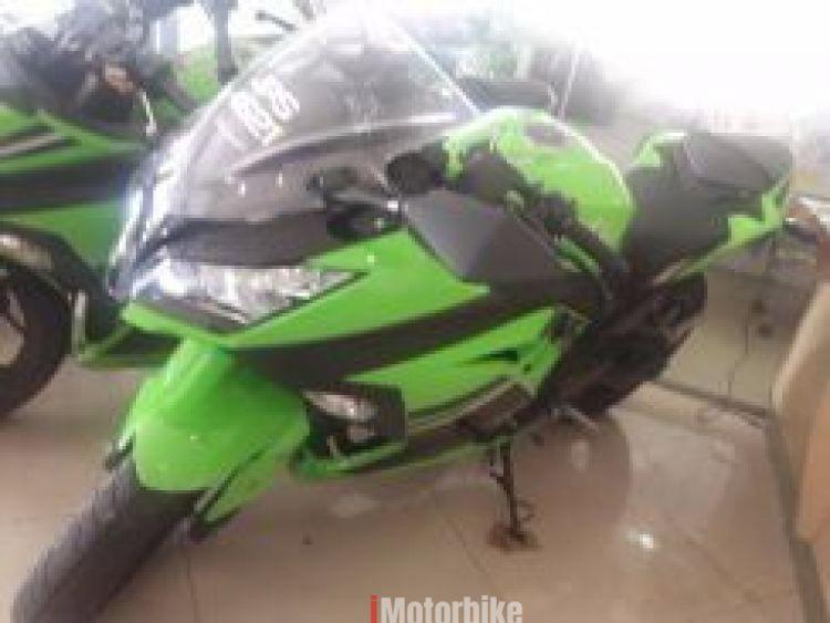 2013 Kawasaki ninja 250 se