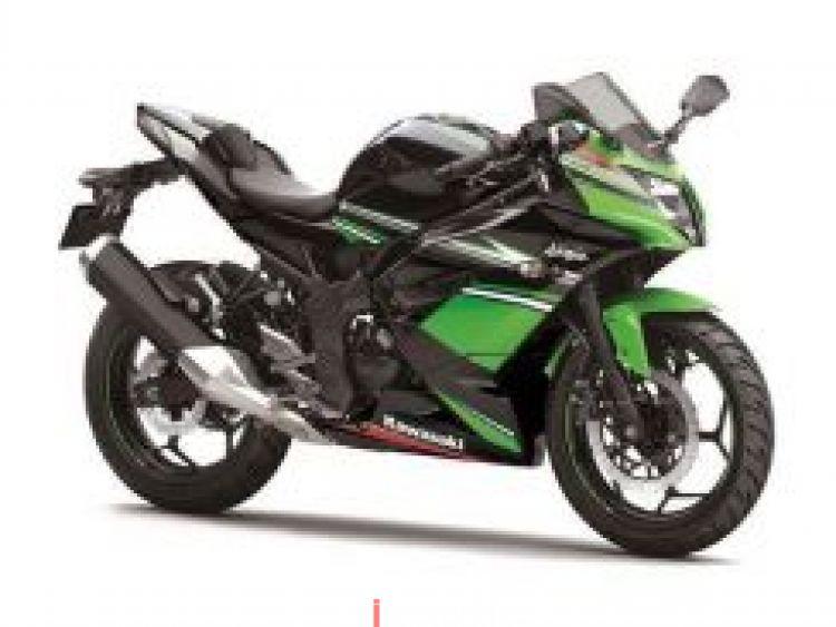 2017 Kawasaki Ninja 250SL17 Free Gift Items