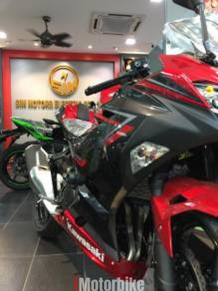 2018 Kawasaki Ninja 250SE -ABS- 90% Credit
