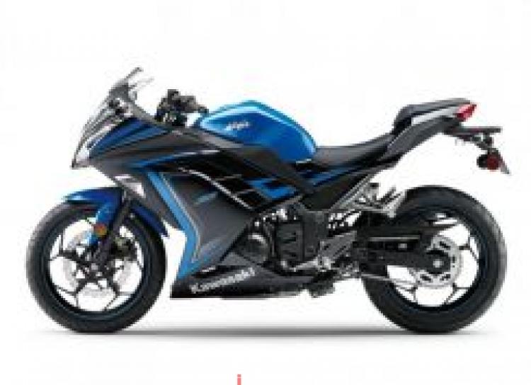2016 Kawasaki Ninja 300 ABS FI - MOTOSING