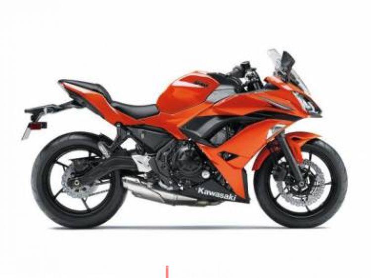 2017 2017 Kawasaki ninja 650 abs