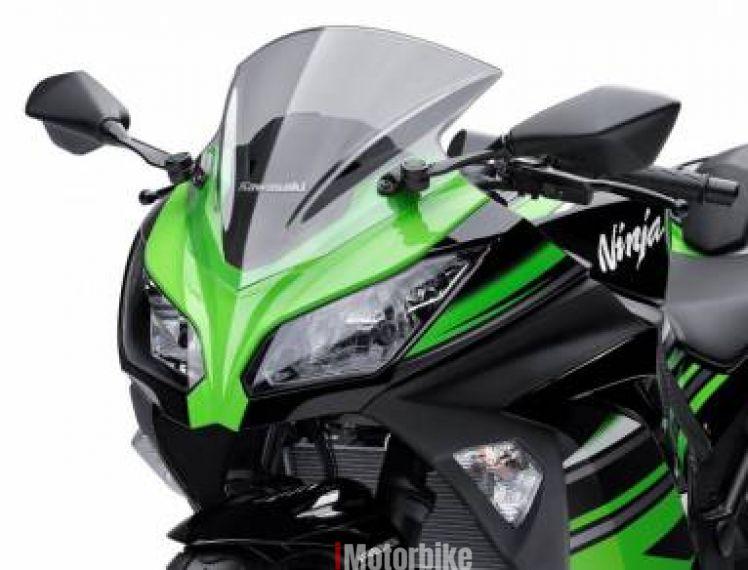 2017 Kawasaki Ninja 650 ABS w REBET TUNAI