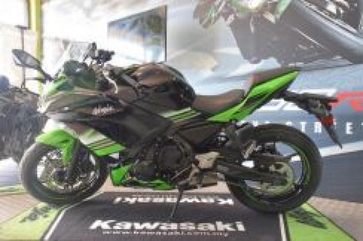 2017 Kawasaki NINJA 650 SE NINJA650 ABS SE (KK)