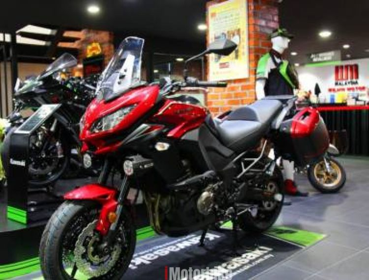 2018 kawasaki versys 1000 gt new motorcycles imotorbike malaysia. Black Bedroom Furniture Sets. Home Design Ideas