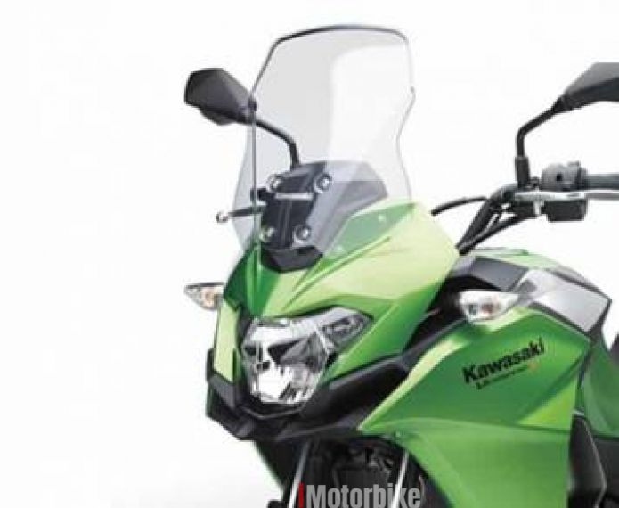 2017 KAWASAKI VERSYS X 250 WITH Assist & Slipper Clutch