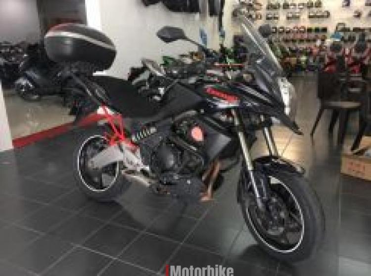2011 Kawasaki Versys 650 Versys650 YearEndPromotion