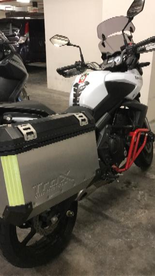 2013 Kawasaki Versys 650 Registered 2015