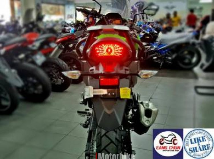 2018 Kawasaki Versys 250 Year End Sales Versys-X 250