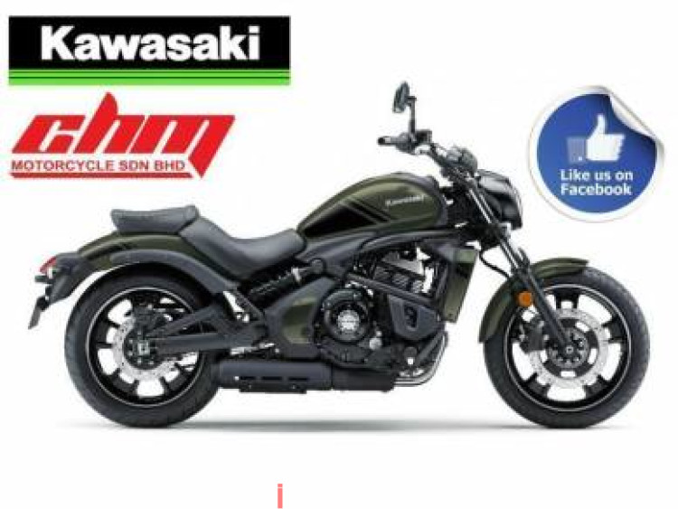 2018 Kawasaki vulcan s 650 limited promosi diposit URGENT Click on the heart to add this to your Favourite list.