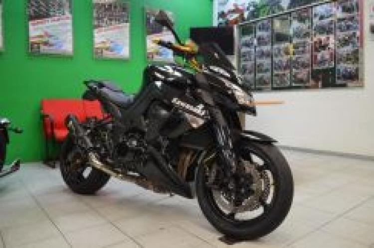 2013 Kawasaki z1000 2012 reg. 2013 used