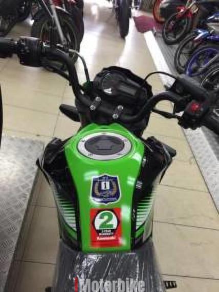2018 Kawasaki Z125 PRO - Low Downpayment