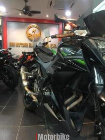 2014 Secondhand Kawasaki Z250 - Low Deposit
