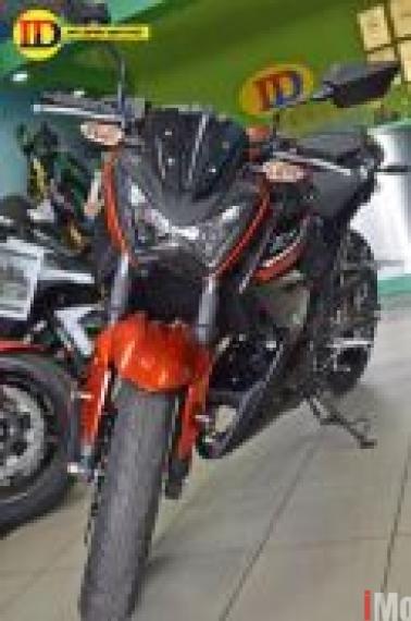 2017 Kawasaki Z250 Z 250 (lahad datu)