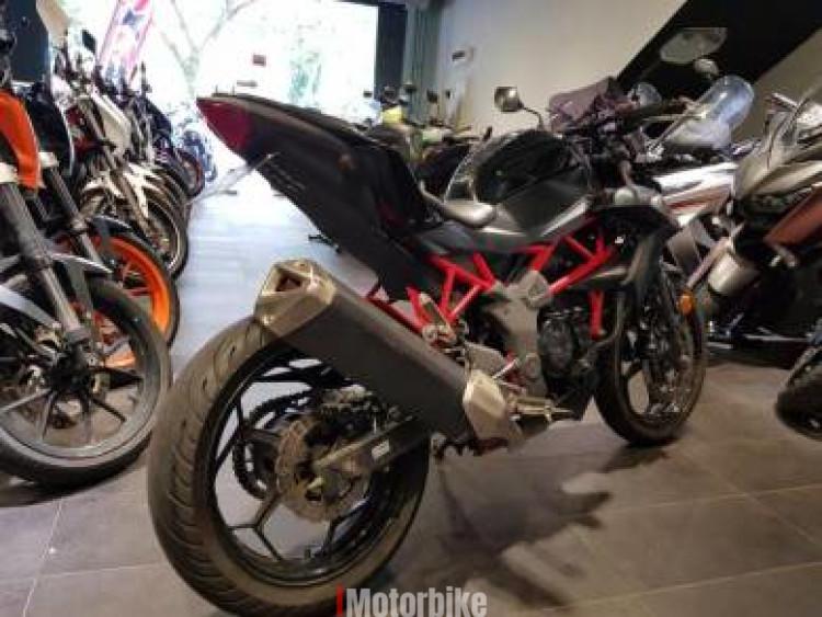 2014 Kawasaki z250 z250sl z 250 sl Wang Muka Seratus