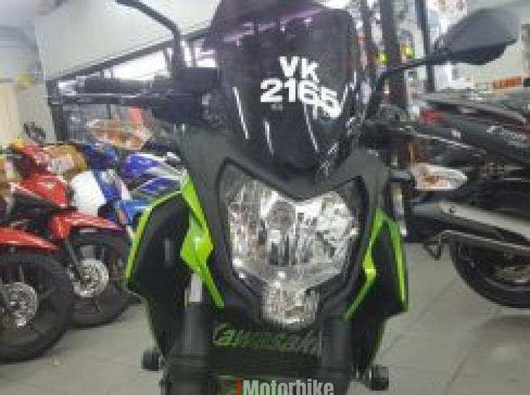 2016 Kawasaki Z250SL -2nd hand - Value Buy