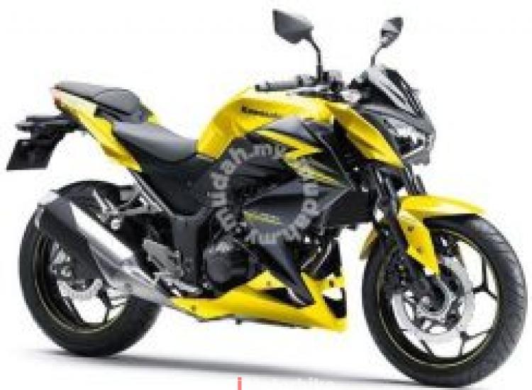 2016 Kawasaki Z300 ABS FUEL INJECTION - MOTOSING
