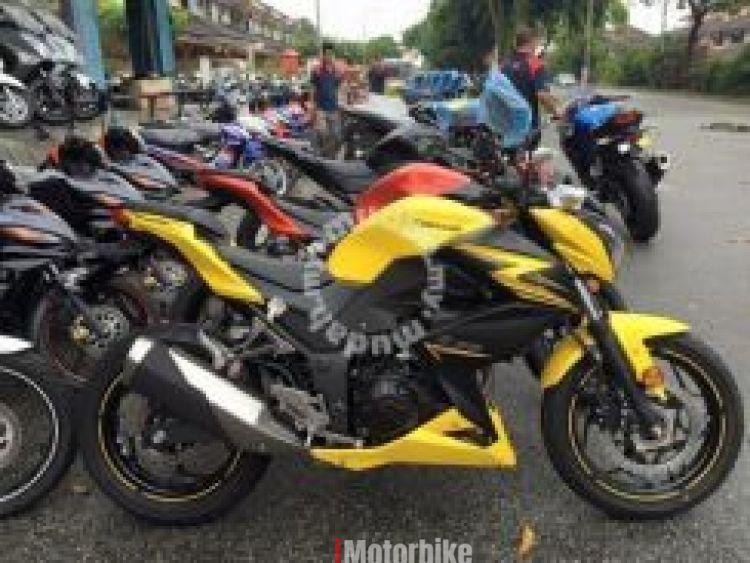 2017 Kawasaki z300 se / Z 300 (ABS BRAKE SYSTEM)