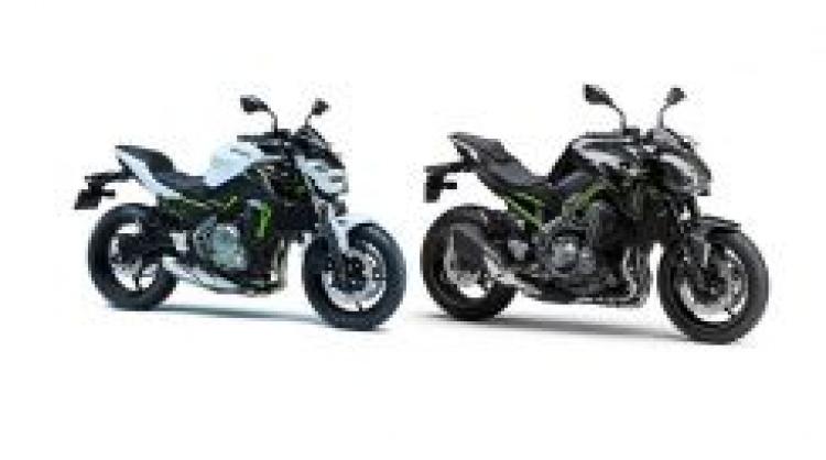 2017 Kawasaki z650 new arrival