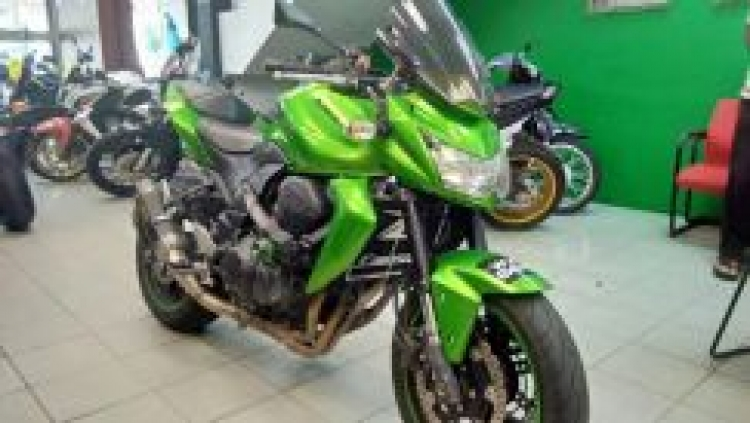 2012 Kawasaki z750 used cbu unit