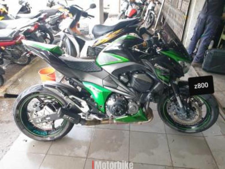 2012 Kawasaki Z800