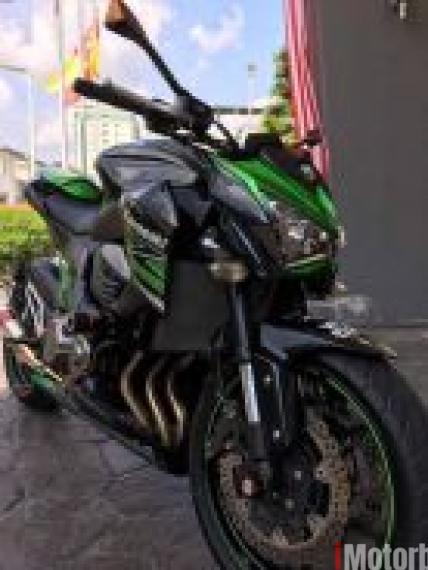 2012 Kawasaki z800 mt-09 er6n xj6