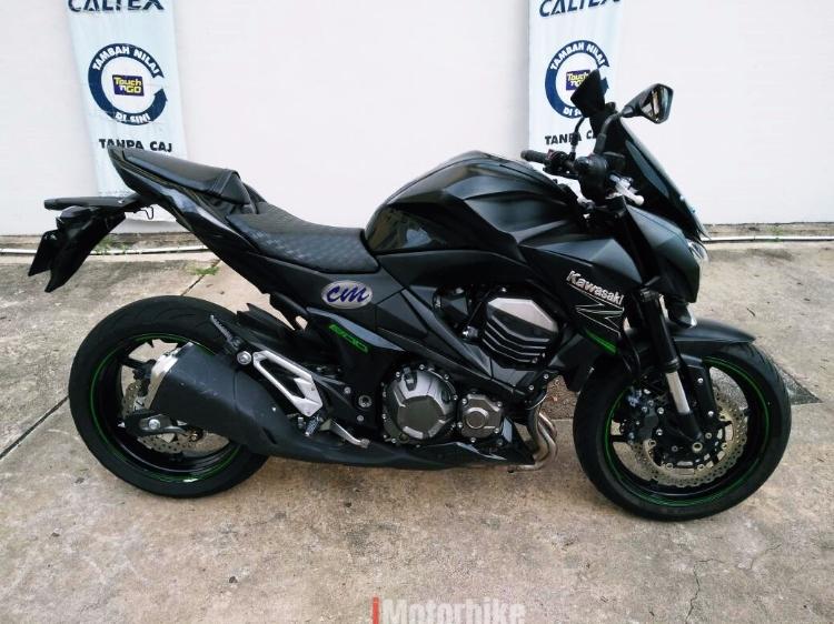 2015 Kawasaki Z 800 - Naked Super Z800 Original - 2015