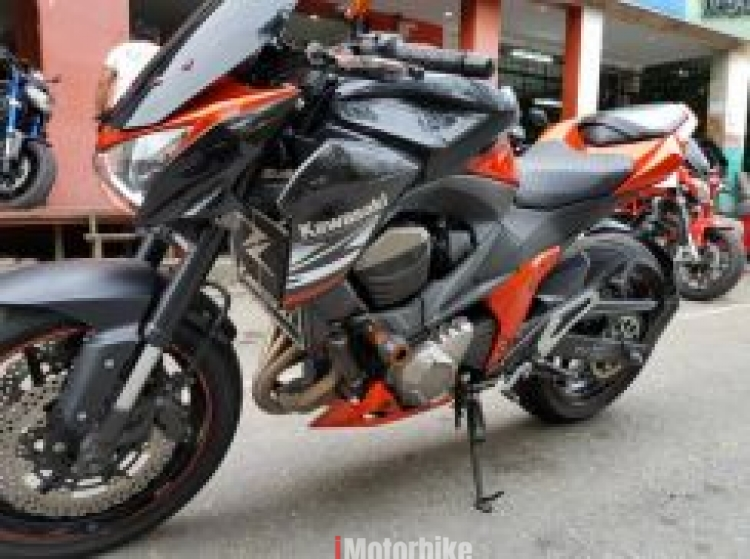 2015 Kawasaki z800 95% new