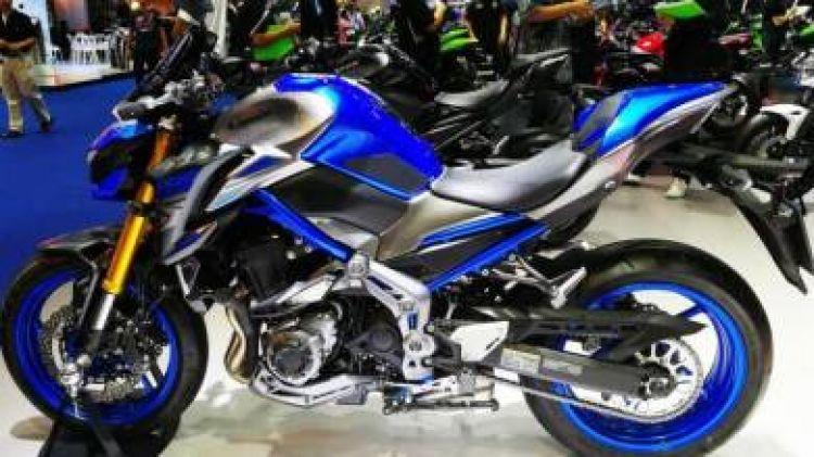 2017 2017 Year End Sales Kawasaki Z900 Abs