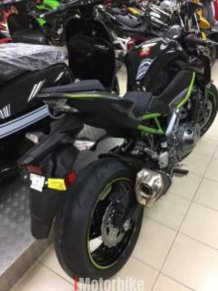 2018 Kawasaki Z900 ABS - 90% Credit