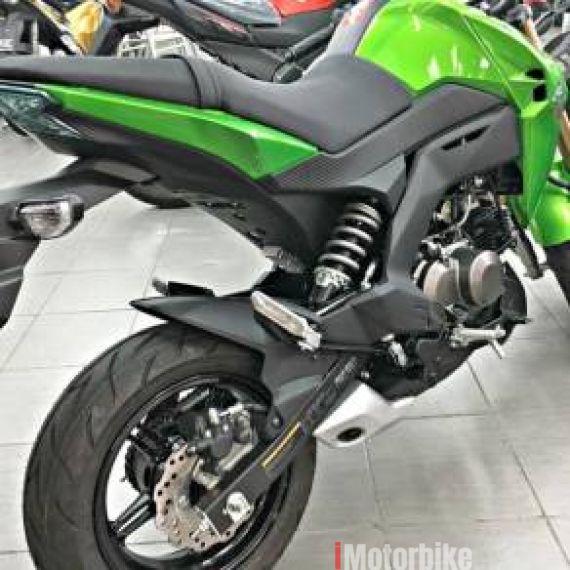2017 Kawasaki Z125 Pro Z 125 Gong Xi Fa Cai - Ecm 1