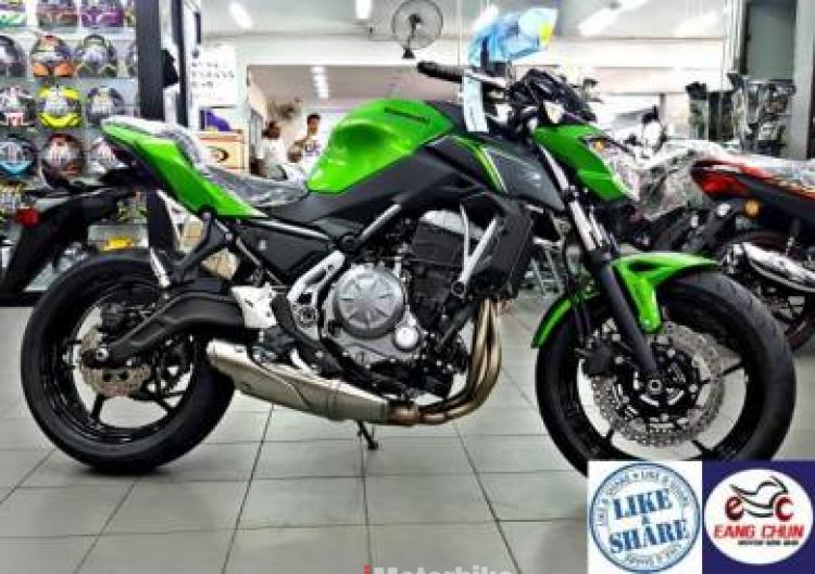 2017 YEAR END SALES - Kawasaki Z650 abs z650 4