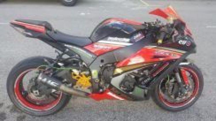 2014 Kawasaki zx10 zx1000-j